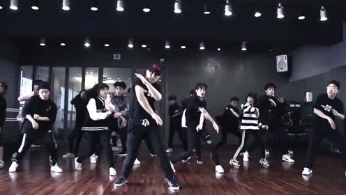 MOVE舞室 Wanna One- BOOMERANG 最新编舞模仿
