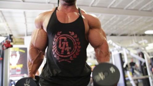 7届奥赛冠军Phil Heath教你如何快速练粗手臂!