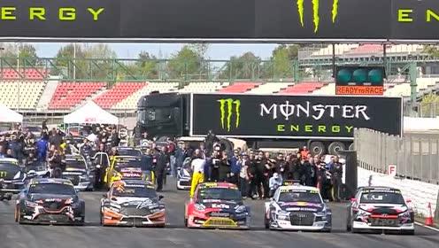 WRX赛车比赛!