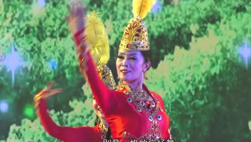 中国首届少数民族广场舞大赛新闻