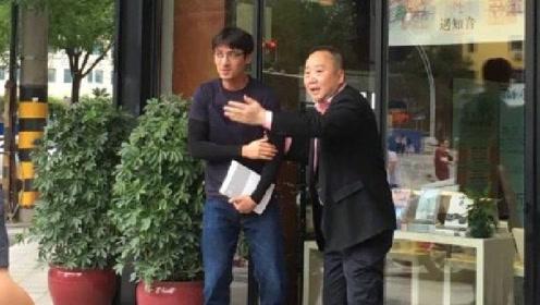 网友在书店偶遇胡歌 称赞他很帅很有礼貌!