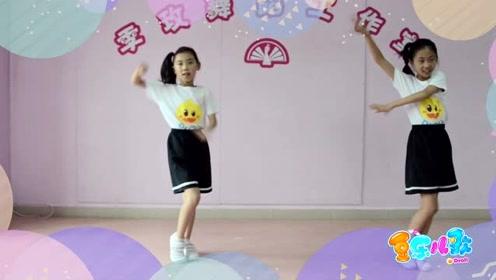 连舞蹈教室都开了豆乐儿歌《洗手歌》舞蹈课程啦!