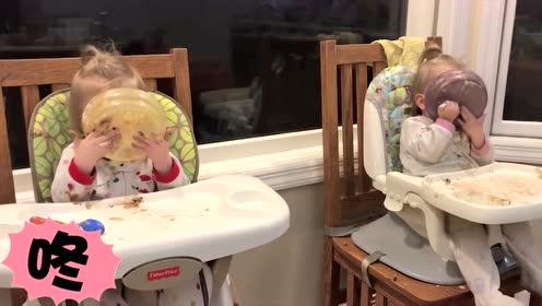 生对双胞胎 看着他们就好幸福
