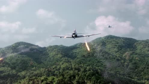 《大轰炸》对抗版预告 重庆轰炸展现民族气节