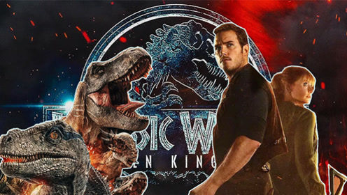 侏罗纪世界2:星爵大战邪恶腹黑变异迅猛龙