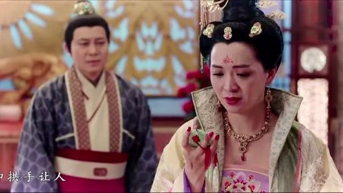 《宫心计2》回顾驸马对太平公主用情至深,看完这些小细节真让人心疼