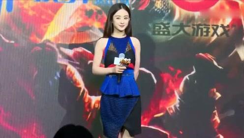赵丽颖爸爸身份曝光 网友:怪不得颖宝很得体