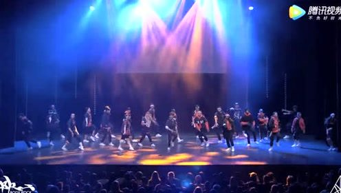 美国齐舞大赛Body Rock参赛队GRV超酷表演,分分钟被圈粉啊!