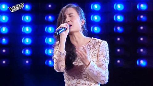 《中国好声音》因为她而突然停播 人虽未成年实力却惊艳了乐坛