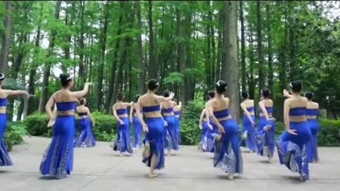最美咱们大中国的民族舞