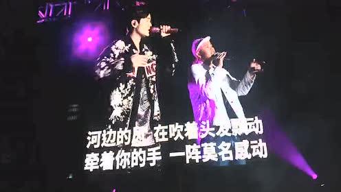 周杰伦青岛演唱会 简单爱