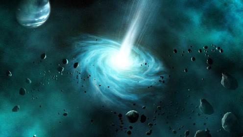 虫洞在我们的太阳系中形成