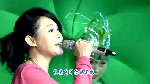 刘若英现场深情演唱经典情歌《为爱痴狂》满满的感动,太好听了!