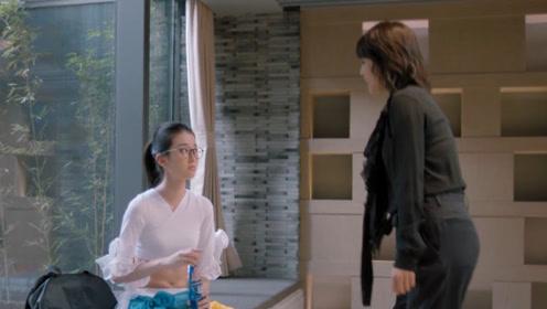 欢乐颂:关雎尔去学肚皮舞,可她却很伤心,因为老师说她没女人味