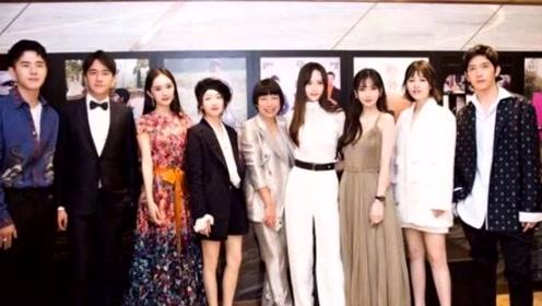 众星出席电影盛典 周迅赵薇baby杨幂唐嫣世纪同框