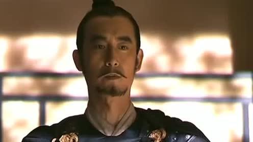 李世民打下洛阳,李渊派来特使,李世民心里一百个不乐意她们