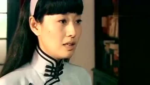 女孩穿着母亲的旗袍去见将军,结果将军看到她的样子,顿时懵了