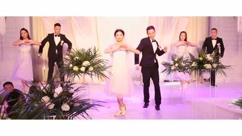舞蹈生的婚礼就不能参加,参加后心里会有阴影!