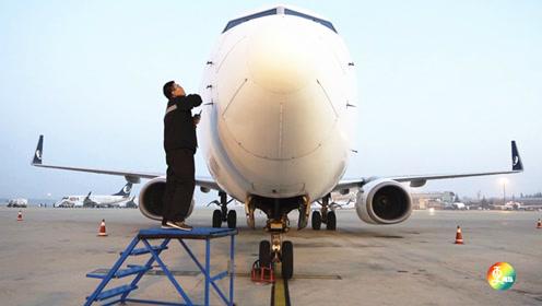 """揭秘飞机""""保健医生"""",心细如发检修上万个零件,守护千万人安全"""