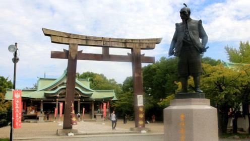 丰臣秀吉建造的大阪城,起源却和这群人有关