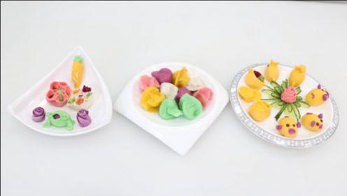 水饺制作教程-中裕雪花粉出品