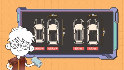 汽车外形越做越大,对你平时开车坐车有哪些好处?