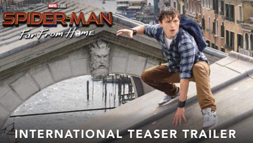 《蜘蛛侠:英雄远征》首支预告 荷兰弟开启全新冒险!