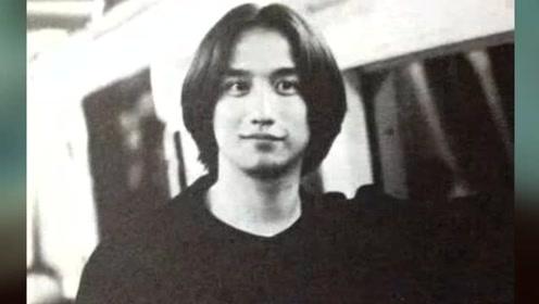"""以为黄磊年轻时够帅了,但看了钱枫18岁的照片才懂啥叫""""校草"""""""