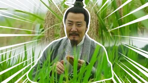 《知否》不爱江山爱搓稻子的皇帝,全剧的口粮都靠他了!