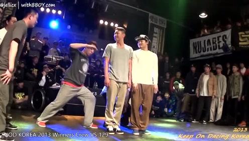 韩国的Poppin齐舞到底有多恐怖?