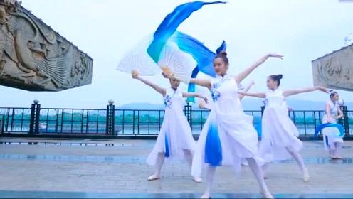 歌词深入人心,这支中国舞是真的美!