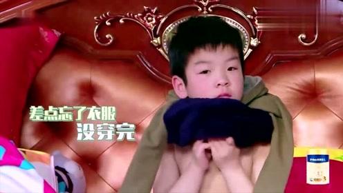 黄圣依婆婆家的客厅也太大了吧!老公杨子真是土豪,没错了!