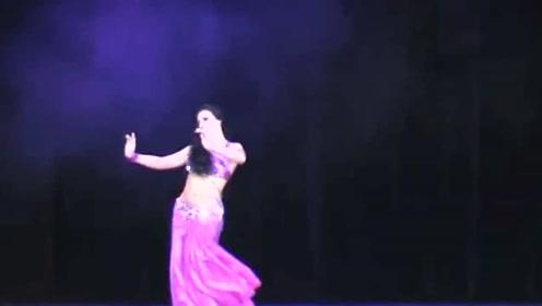 女神的肚皮舞,跳出风采!