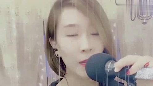 清纯萌妹柔情献唱《最远的你是我最近的爱》,袅袅余香,超赞