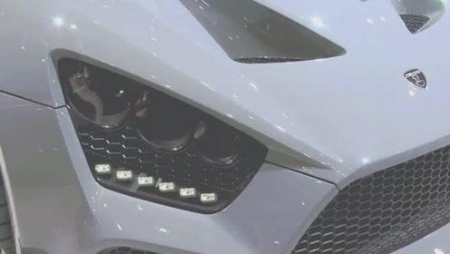 动力达1104马力 Zenvo ST1超跑限量15台