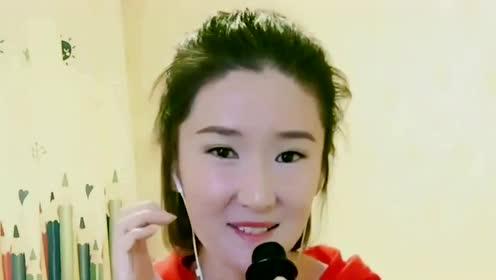 柔情妹子唱一首《日不落》,铿锵有力,歌声如此太美