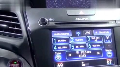 讴歌ILX终于到店了,搭载2.4L发动机,竞争宝马1系,看完你喜欢吗