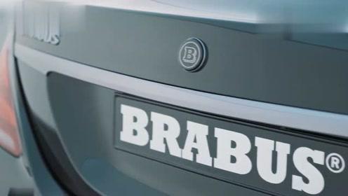 巴博斯改装后的奔驰迈巴赫S650,就算是劳斯莱斯来了也要让它3分