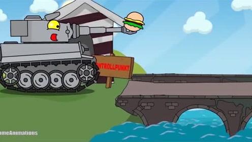 坦克世界:靠扳手起家,防不胜防的苏系扳手