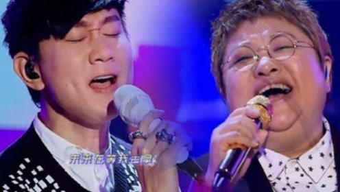 韩红和林俊杰飙歌,这是什么神仙合唱,实力不相上下!