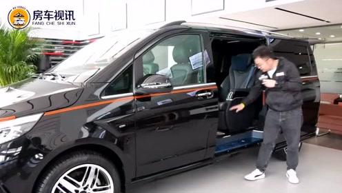 抢先体验上海国际车展参展车型,罗伦士奔驰VS600L新品发布