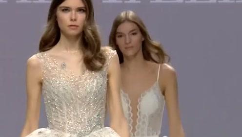 2020春夏巴塞罗那婚纱周,老公欠你的婚纱都在这里!