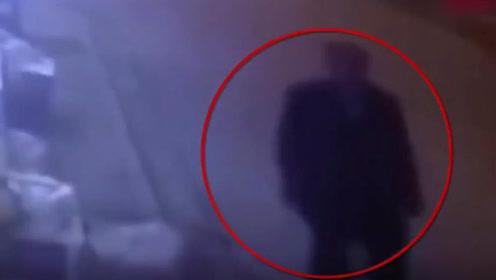 陌生人轻拍男子肩膀,竟让他躲过了死神!