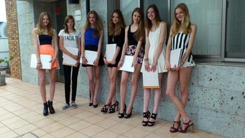 俄罗斯女孩14岁就能嫁人,难道真的很早熟吗?如今可算知道了!