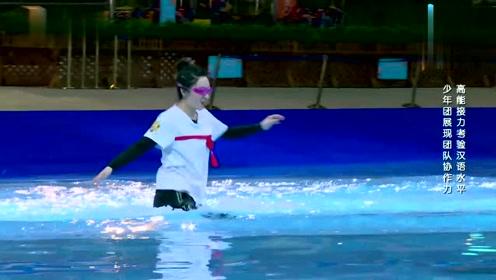 张一山杨紫现场接力挑战汉语水平,这场景猝不及防