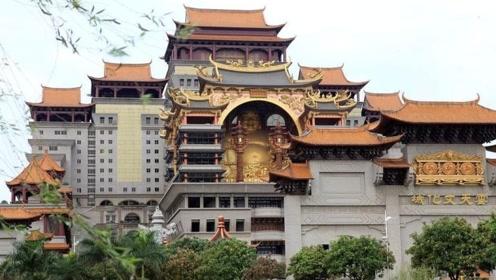 我国耗资20亿打造宫殿,拥有11项世界纪录,成因至今都是个迷
