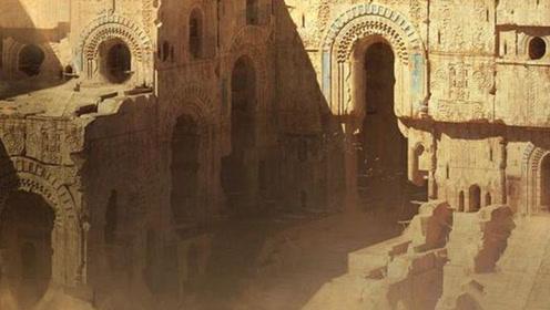 英国冒险家意外发现中国神秘古城!距今已有一千年历史!