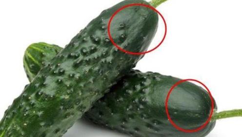 """打""""激素""""的黄瓜,看这3个地方能快速辨别,学会一定要互相转告"""