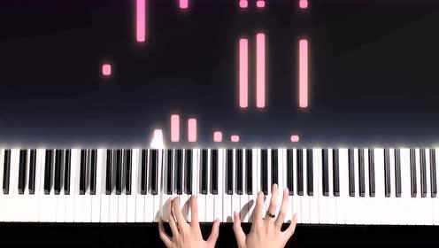 《就是爱你》文武贝钢琴即兴演奏