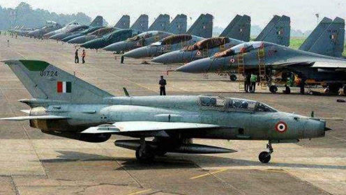 印度送给邻国6架战机,结果验货时很尴尬,根本没人敢试飞!